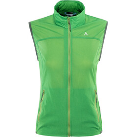 Schöffel L1 Windbreaker Vest Damer, mint green